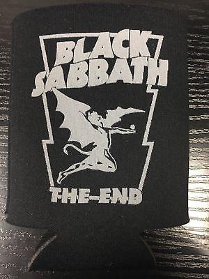 BLACK SABBATH The End Koozie