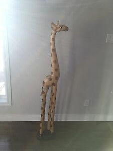 Girafe décorative