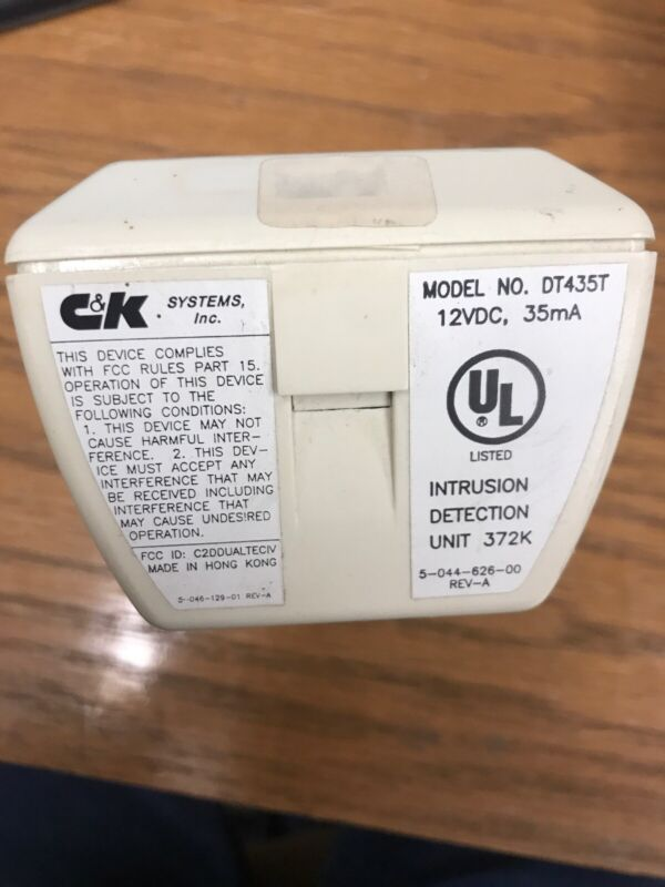 CK SYSTEMS DT435T DUAL-TEC 35