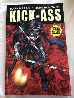 kick ass book one