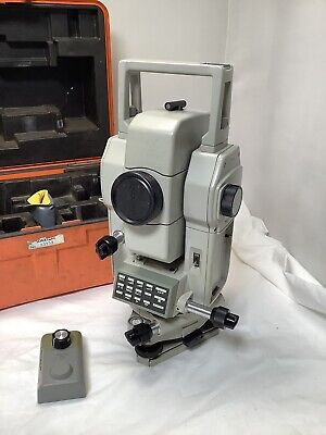Sokkia Lietz Sdm3f06 Total Station Survey Instrument Wcase