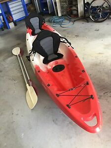 Kayak - SOT 2 to 3 person TANDEM Keperra Brisbane North West Preview