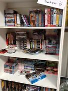 Garage sale DVDs books furniture and more Wingfield Port Adelaide Area Preview