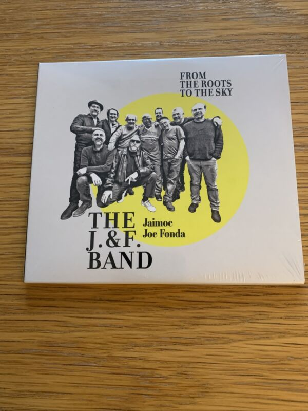 The+J.%26F.+Band+From+the+Roots+to+the+Sky+%28Jaimoe+%26+Joe+Fonda%29+New+CD%2FSealed