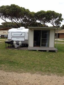 The van is a 1998 Scenic Galaxy, 7.92m (removable or onsite) Torquay Surf Coast Preview