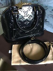 Louis Vuitton - Alma BB - Noir (Black) Verni -  Immaculate Cond. Runaway Bay Gold Coast North Preview