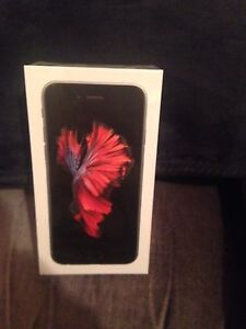 IPHONE 6S 32GB FIDO ROGERS CHATR NEUF SCELLE