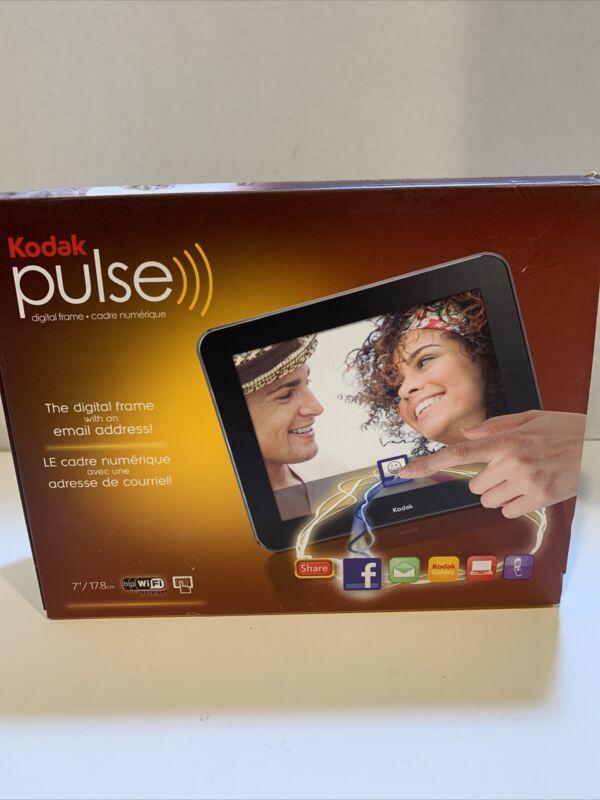 "Kodak Pulse 7"" Digital Photo Frame Wifi Touchscreen"