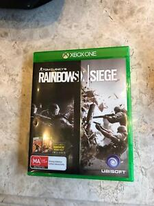 RAINBOW SIX seige Xbox one