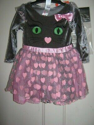 BABY HALLOWEEN CUTE CAT DRESS 6-9 MONTHS BABY - Cute Baby Cat Kostüm