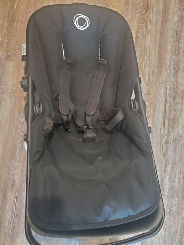 bugaboo fox 2 seat black