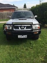 Navara d22 2009 Campbellfield Hume Area Preview