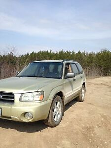 2003 Subaru Forester XS PARTS