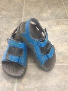 Size 9 Columbia Sandals