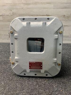 Nos Hubbell Killark Quantum Enclosure Exb-8106 N34 Nema