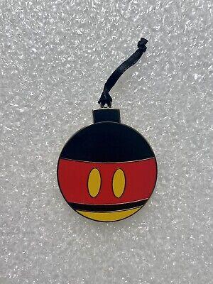 Disney Parks 2020 Advent Calendar Christmas Ornament LR Pin Mickey Mouse ONLY
