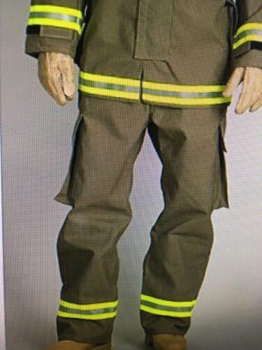 Lakeland Fire Wildland Brushmaster Firefighter PANTS BP10-05k NOMEX Khaki 3XL