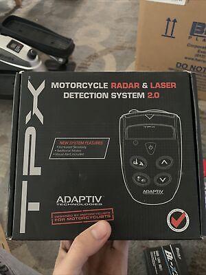 ADAPTIV TPX RADAR / MOTOR DETECTOR LÁSER HARLEY DAVIDSON P / N A-01-01-ALERT