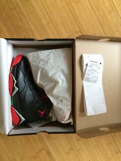 Air Jordan 7 'Marvin the Martian' size 9 Blackburn Whitehorse Area Preview