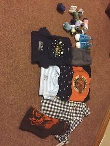 12 and 18 month boy clothes