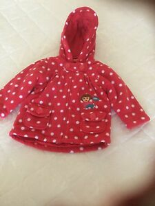 Dora Winter Hooded Jacket/Nickelodeon, Size 3 Bargo Wollondilly Area Preview