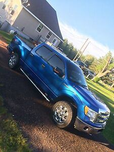 2014 Ford F-150 supercrew fully loaded