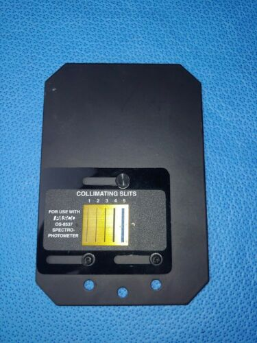 PASCO Scientific OS-8537 Collimating Slits for Spectrophotometer
