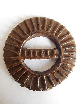 Weight a to Weigh Gold - Ashanti Vintage Bronze - Ghana Art Tribal African