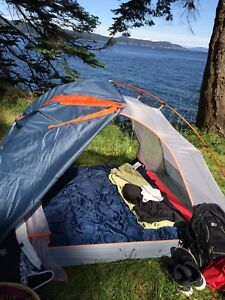 Camping Gear - Only Used Once