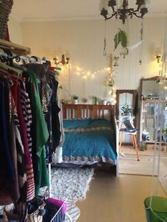 Room Sublet 1 -31 March in friendly Westgarth sharehouse