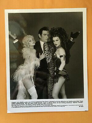 Drew Barrymore 1995 Batman original vintage press headshot photo