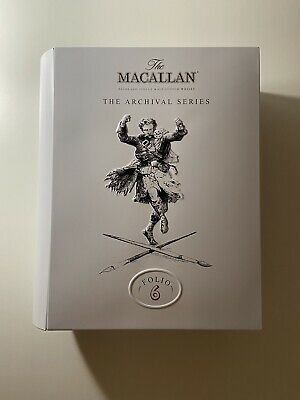 The Macallan Archival Series Folio 6 (2020) Whisky   NEW!!!   fast...
