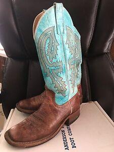 Anderson Bean western/cowboy  boots