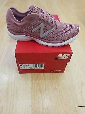 New Balance 860 v10 B Width Womens Running Support Cushioning Standard size 8