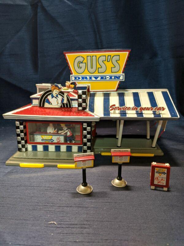 Dept. 56: Gus