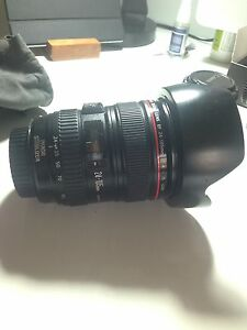 Canon 24-105L IS F4 USM