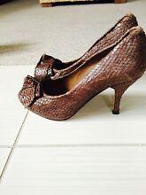 Size 37 Zara heels Cronulla Sutherland Area Preview