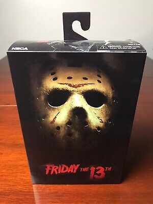 Neca Ultimate Friday The 13th Jason Voorhees Action Figure Friday The 13th Jason Voorhees