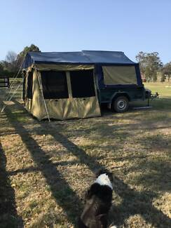 Off road Camping Trailer Oakville Hawkesbury Area Preview