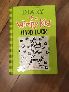 Livre—>Diary of a Wimpy Kid 8