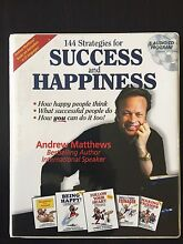Success and happiness audio book CDs Heidelberg Heights Banyule Area Preview