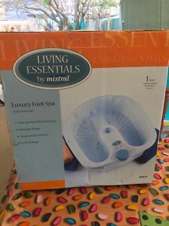 Electric Heated Foot spa