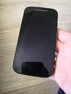 Motorola Moto E XT1524 - 8GB - Black (Unlocked) Smartphone (2nd Gen.)