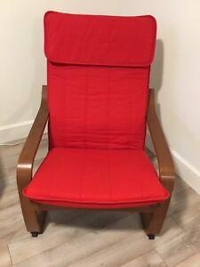 Coussin pour fauteuil IKEA