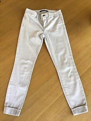 J Brand Skinny Cropped  Anja Jeans Size 24
