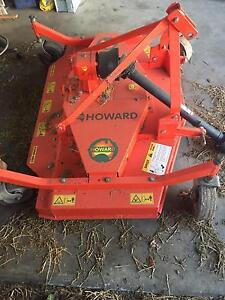 Howard finishing mower 5 foot Palmwoods Maroochydore Area Preview