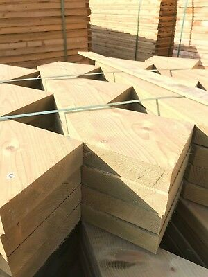 Decking Stair Strings - 3 or 5 Step String for Garden & Deck Area Steps