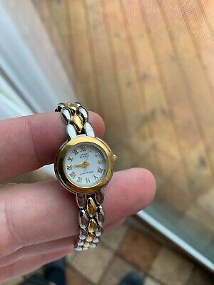 ANNE KLEIN II LADIES WOMEN TWO TONE BRACELET WATCH