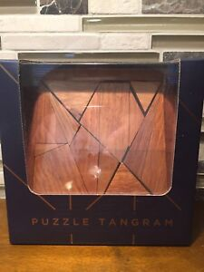 Great Minds - Archimedes Tangram Puzzle from Indigo
