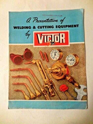 1944 Victor Welding & Cutting Equipment Catalog